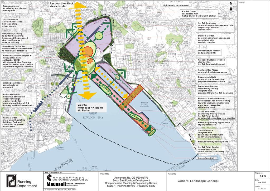 Chapter 3 urban design landscape and cultural heritage for Study landscape design